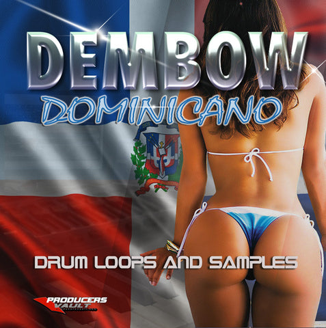 Dembow Dominicano (Loops and Samples)