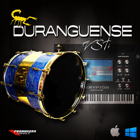 Duranguense VSTi (Windows VST) Plugin Tierra Cali