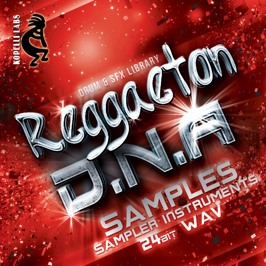 Reggaeton DNA Samples