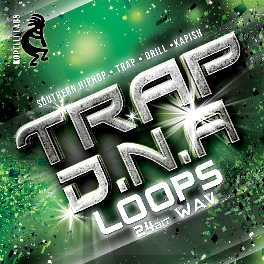 TRAP DNA loops