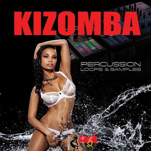 Kizomba (Percussion Loops and Samples)