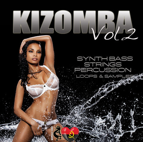 Kizomba Vol 2