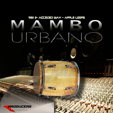 Mambo Urbano (Loops and Samples)