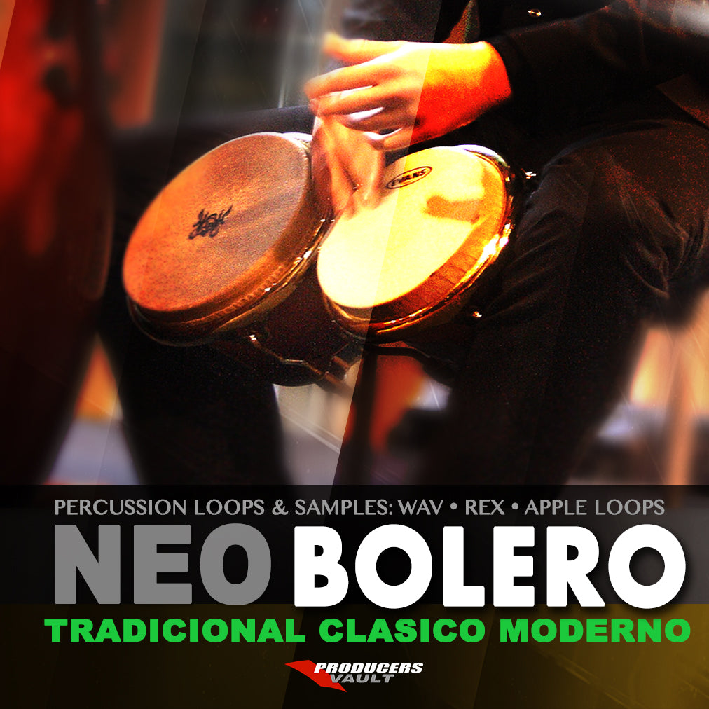 NEO Bolero (Percussion Loops)