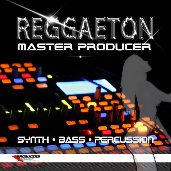 Reggaeton Master Producer 2.0 (loops and Samples)