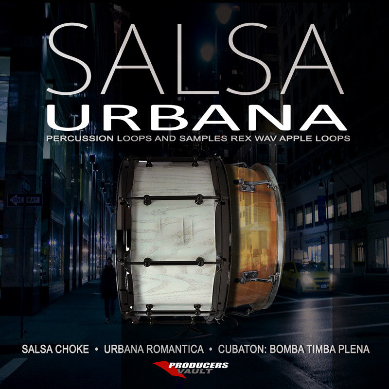Salsa Urbana (Loops and Samples)
