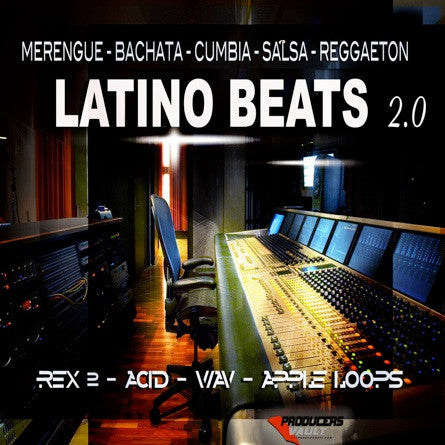 Latino Beats 2.0  (Loops and Samples)