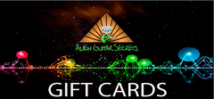 Alien Guitar Secrets Gift Cards