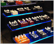 Namm Pedal display