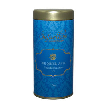 The Queen and I - English Breakfast Tea