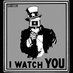 I Watch You sticker