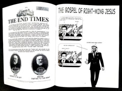The End Times #1 Signed/Limited edition