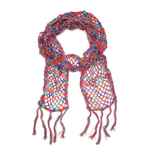 Kriti Scarf - Festival of Colours