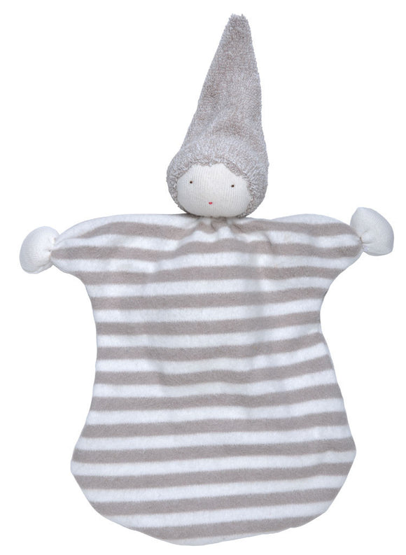 Sleeping Doll, Tan Stripe
