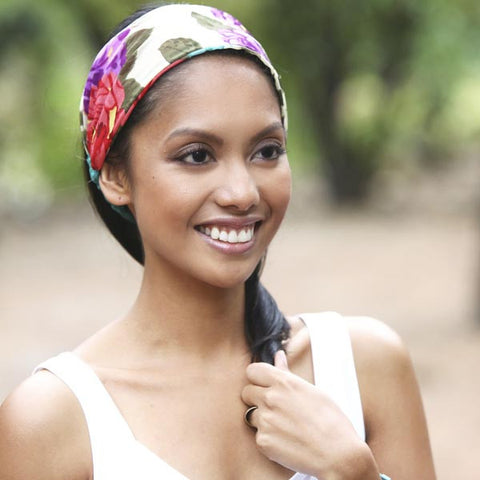 Cabana Sari Headband (Assorted)