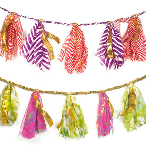 Sari Party Tassel Garland (Assorted)