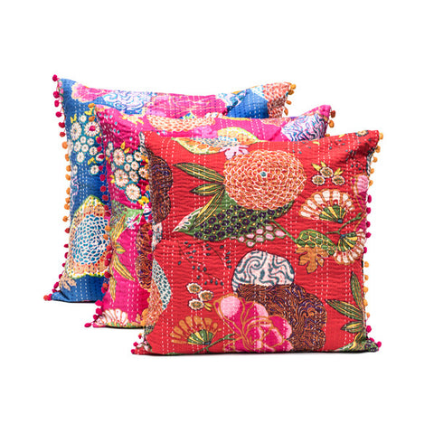 Jogi Cushion Cover + Pillow Insert