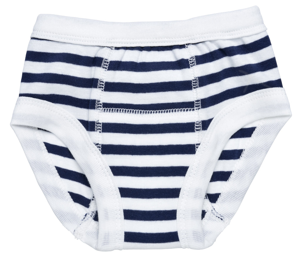 Training Pant, Navy/White Stripe