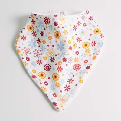 Organic Cotton Dribble Bibs