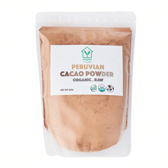 Raw Organic Cacao Powder (8oz./227g)