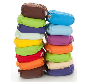 Fuzzibunz One-Size Cloth Diapers