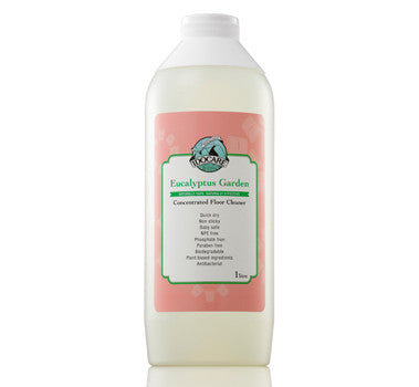 Idocare Eucalyptus Garden Concentrated Floor Cleaner (1L)