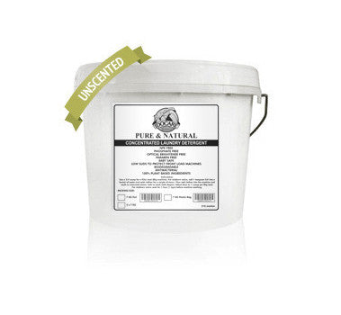 Idocare Pure & Natural Conc. Detergent Scent-Free (7kg Bucket)