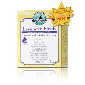 Idocare Lavender Fields Concentrated Detergent (1 kg) & Bundle Deal