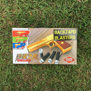 Desert Eagle Foam Dart Gun (108pcs) RRP $10/pc