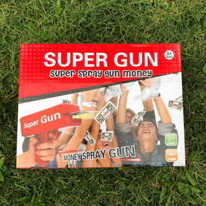 The Cash Cannon - Money Shooting Gun (20 pcs) RRP $20/pc