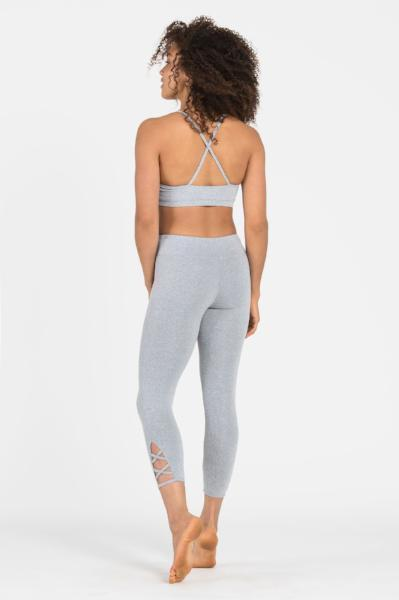 Dharma Bums Cloud Barre Legging 7/8 Yoga Legging - yApparel