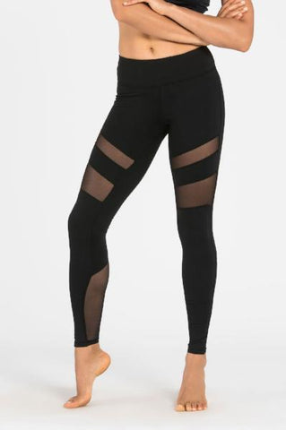 Ultra Silk Warren Print Legging