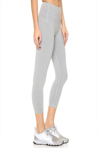 Bardot High-Waist Capri Tight