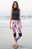All-Over Print Surf Legging - Print Elastic