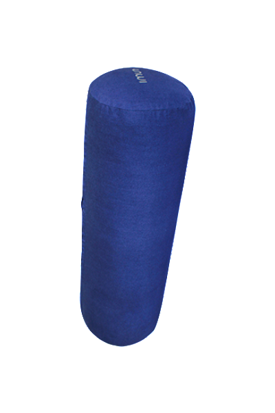 Rumi Yoga Cotton Bolster Round - Midnight - yApparel