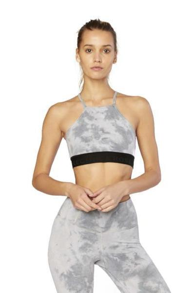 Electric & Rose Nova Sports Bra - Galaxy Wash Shadow - yApparel