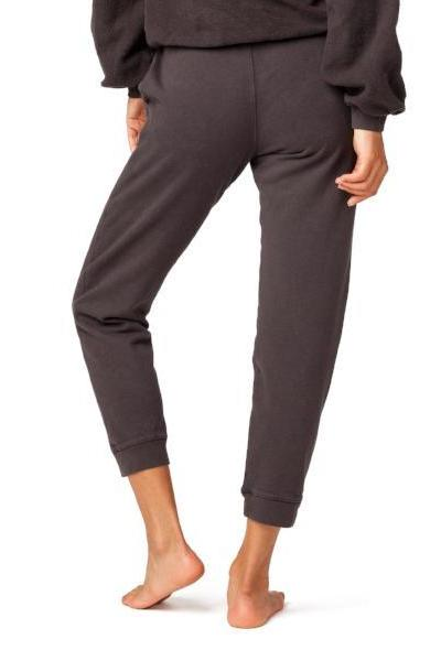 Electric & Rose Abbot Kinney Sweatpant Charcoal - yApparel