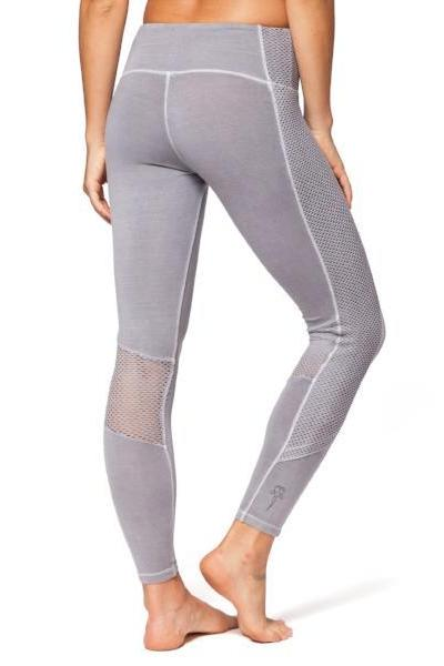 Electric & Rose Trask Mesh Legging Thunder - yApparel