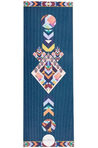 Bahar Travel Yoga Rug