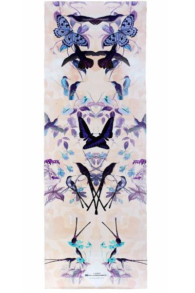 La Vie Boheme Yoga Monarch Yoga Mat - yApparel