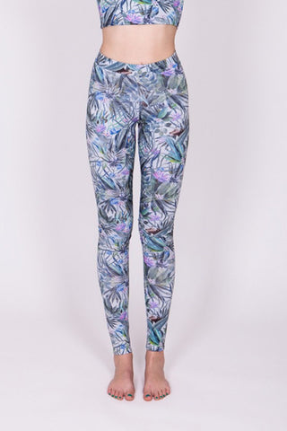 Rebirth Recycled High-Waist Legging