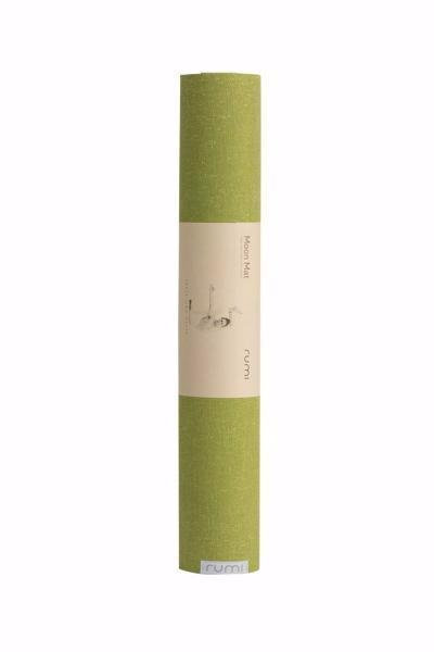 Rumi Earth Rumi Moon Mat - Leaf Green - yApparel