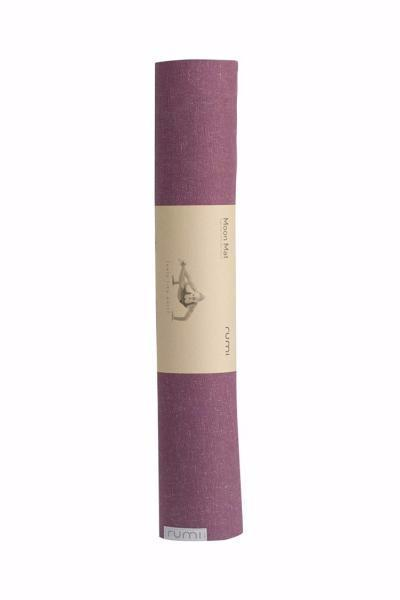Rumi Earth Rumi Moon mat - Plum Purple - yApparel