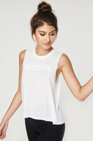 Love Peace Crop Tank