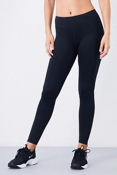 Varley Huntley Black Tight - yApparel