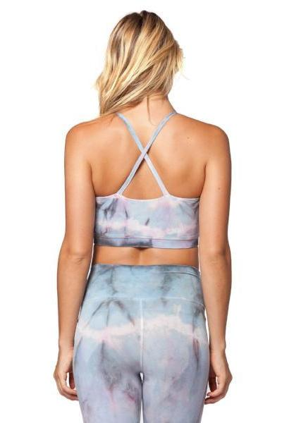 Electric & Rose Grayson Crop Chevron Wash Waterloo Wash - yApparel