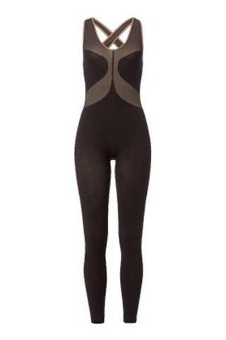Organic Catsuit Brown