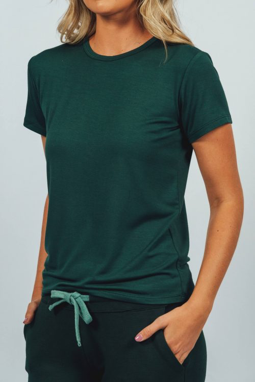 Softwear Women's Tee - Forest - yApparel