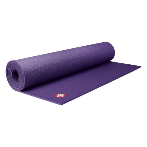 Rumi Moon mat - Plum Purple