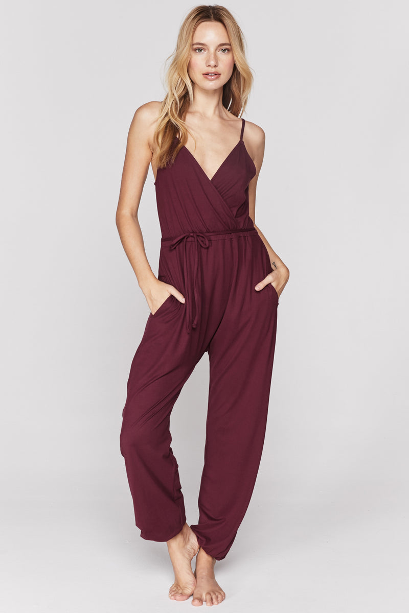 Spiritual Gangster Camille Jumpsuit - yApparel